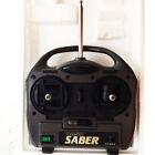Radio Control Transmitter SANWA Dash Saber Am 41 MHZ 2 Functions With Quartz