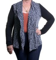 Jones New York Women's Long sleeve  Cardigan Size XL