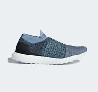 New Adidas Ultraboost Laceless Parley CM8271 - Grey/ Blue, Sport Shoes Sneakers
