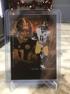 Chase Claypool Gold 2020 Panini Illusions ROOKIE SP Pittsburgh Steelers MINT