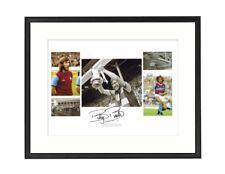 More details for billy bonds west ham united 'unique' signed & framed print montage