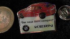 BMW Pin Badge Dealer Händler Kern BMW Compact rot