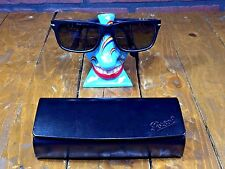Auth PERSOL 3048-S 9000/58 58[]19 145 3P Polarized Sunglasses Frames Italy Made