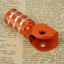 Orange Rear Brake Pedal Plate Shift Tip For KTM RC 125/200/390 DUKE690/990·