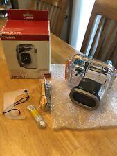Canon WP-DC21 Digital Camera Waterproof Case