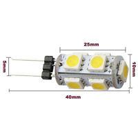 Lots LED G4 Bulb 5050/1210 SMD Light DC12V For Caravan Car Garden Camper Tent