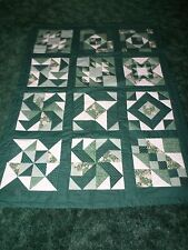 """My Favorite Things Quilt Home made byme46"""" X 60"""" Blocks by Jo Ann Fabric & Craft"""