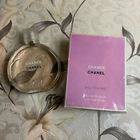 Chanel Chance Eau Tendre Eau de Toilette EDT 100 ml 3.4 oz New Sealed Box SALE
