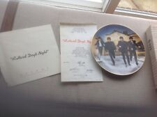"""The Beatles, Delphi Plate """"A Hard Day's Night Third issue Beatles Collection"""