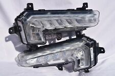 LED Front Driving Daytime running Light Lamps One Pair for 2016 2017 Malibu