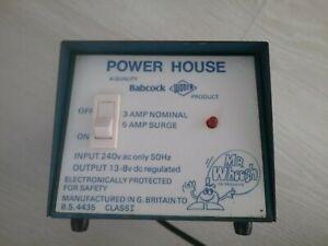 Vintage Babcock  Power Unit