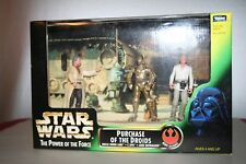 Kenner Star Wars Purchase of The Droids 3 Figure Set Nib