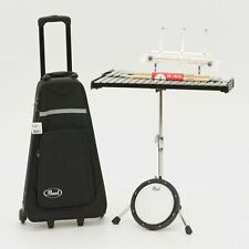 Pearl Pk-800C 2 ½ Octave Bell Kit with Roller Bag
