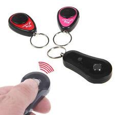 Portable Wireless Anti-Lost Key Finder Sound Remote Control Keychain Locator Lot