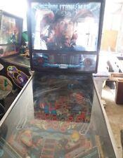 Demolition Man Pinball Machine flipper dual arcade game