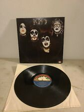 Kiss Self Titled 1974 Casablanca Nblp 7001 Original w/ Kissing Time