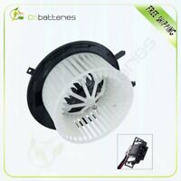 New HVAC Heater Blower Motor with W/Fan Cage for BMW 64119227670