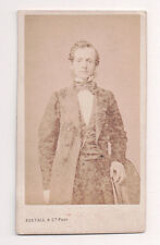 Vintage CDV Pierre Ernest Pinard French prosecutor and Minister of the Interior
