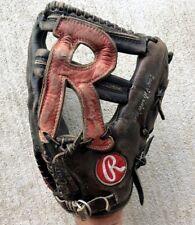 """Vtg Rawlings SG 33 R Web Premium Series Baseball Softball Glove 11.5"""" RH Throw"""