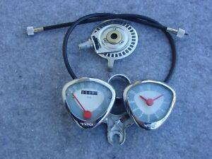 VDO Cockpit Tacho Uhr Combo 1964/68  28 Zoll neuwertig schön  Rechtssanbau AAA