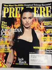 Premiere Magazine Angelina Jolie Johnny Depp October 2004 050417nonr