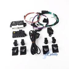 OEM For VW GOLF MK7 Radio OPS PDC Unit Front 4 Sensor Parking System Upgrade Kit