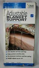 "DMI Adjustable Blanket Support Lift Bar upto 19"" Arthritis Surgery Gout Box Wear"