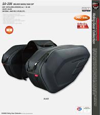 KOMINE SA212 Motorcycle riding a motorcycle saddle bags waterproof cover bag