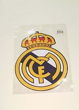 FC Real madrid LOGO Decal WALL STICKER Art Home Decor Football