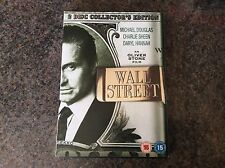 Wall Street 2 Disc Edition Dvd! Look At My Other Dvds!