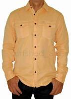 Rip Curl Mens L COLOUR BOMB LONG SLEEVE Cotton Shirts New - CSH2AJ Rrp $79.99