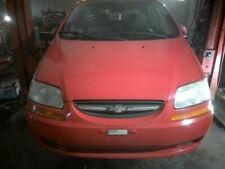 Driver Left Headlight Hatchback Fits 04-08 AVEO 86085
