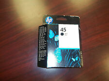 HP 45 Black Noir Ink Cartridge