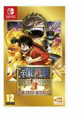 ONE PIECE PIRATE WARRIORS 3 DELUXE EDITION Nintendo Switch (D)