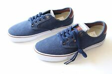 NWOB Vans Chima Ferguson Pro VN03CH5PA canvas navy skateboard shoe men size 9