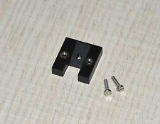 New listing Adapter for Headshell Ortofon Spu A Mounting Bracket Ebony Wood 2.5gr - New -