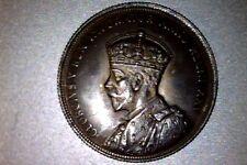 CANADA 1935 Silver Dollar AU