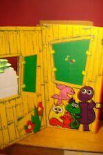 Vintage Cardboard Playhouse - Bristol Myers Vitimin Advertising NOS