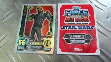 Osi Sobeck - 234 - Force Meister - Clone Wars Serie 3 - Star Wars Force Attax