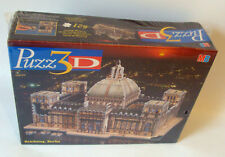 Puzz 3D - Reichstag Berlin Puzzle 621 Teile MB Spiele 12+- Neu