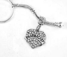 Pharmacist Key chain Pharmacist jewelry Pharmacist gift pharmacy key chain
