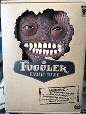 Chase Glow In The Dark Brown burlap Fuggler Teeth Ugly Monster Spin Master