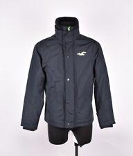 Hollister Men Jacket Coat Size S, Genuine
