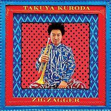 Zigzagger * by Takuya Kuroda (CD, Oct-2016, Concord)