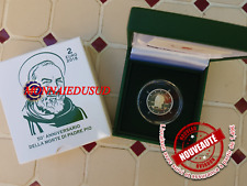 2 Euro CC Vatican 2018 BE/Proof - Padre Pio