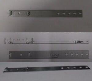 Veka Steel Frame Fixing Lugs / Brackets / Cleats for Upvc Windows & Doors (202mm