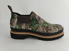Chinook Footwear Workhorse Romeo Soft Toe Synthetic Boots Shoes Mens Camo Size 9