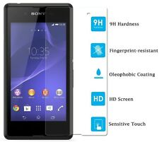 UK TEMPERED GLASS SCREEN PROTECTOR ANTI SCRATCH FILM For Sony Xperia Mobile