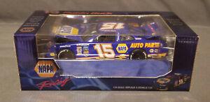 2002 Robin Buck #15 NAPA Pontiac 1/24 Racing Champions HOTO CASCAR Promo RARE