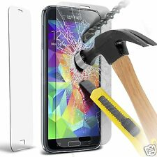 100 Genuine Tempered Glass LCD Screen Protector Film for Samsung Galaxy S5 Mini